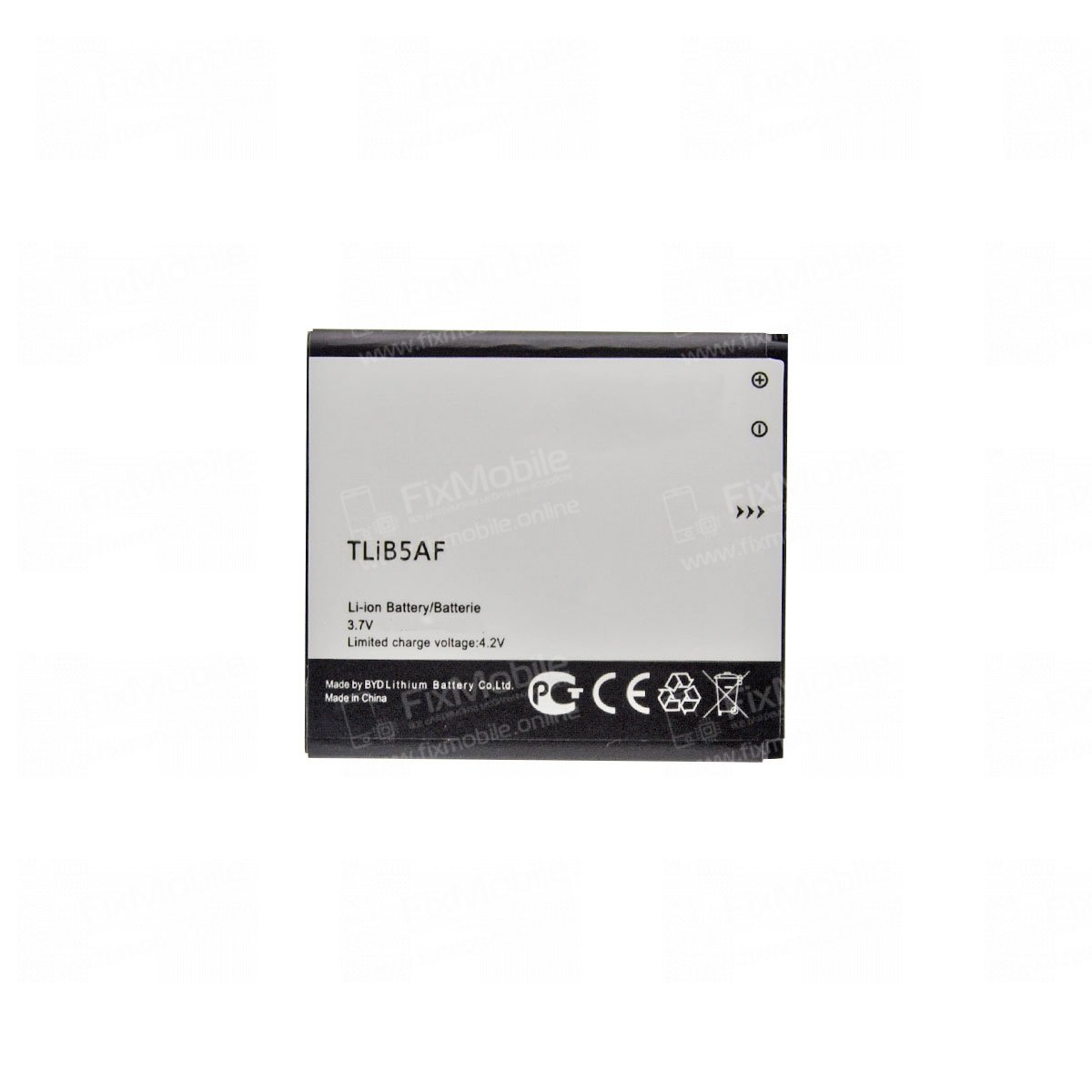 Аккумуляторная батарея для Alcatel Pop C5 (5036D) TLiB5AF