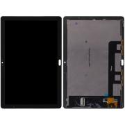 Дисплей с тачскрином для Huawei MediaPad M5 Lite 8.0 (черный)